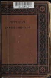 TITI LIVI - JScholarship - Johns Hopkins University