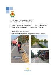 ABACO CICLABILITA rev02.pdf - Comune di Bassano del Grappa