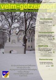 Ausgabe 12 - Velm-Götzendorf