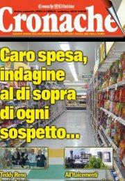 n° 10 - ottobre 2008 - Cronache Cittadine
