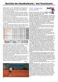 bericht des obmanns - TV Kagran - Page 6
