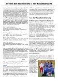bericht des obmanns - TV Kagran - Page 7