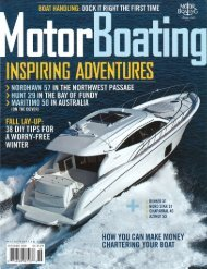 400 Premiere ::: RED HOT! ::: Motor Boating - Chaparral Boats ...