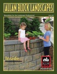 Allan Block Landscapes Issue 28 - Calstone