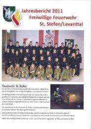 Freiwillige Feuerwehrg - Feuerwehr St.Stefan