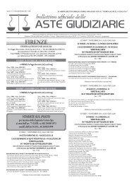 Scarica il Bollettino n° 37 del 26/10/2011 - ISVEG Istituto Vendite ...