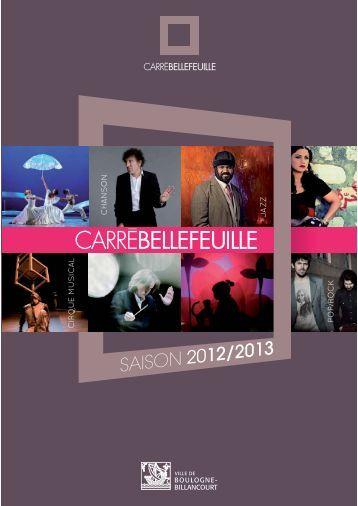 SAISON 2012/2013 - Boulogne - Billancourt