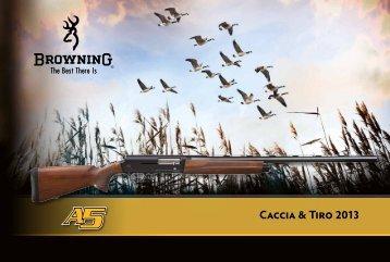Caccia & Tiro 2013 - Browning