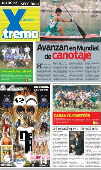 Canal 38, campeón - Noticias Voz e Imagen de Oaxaca