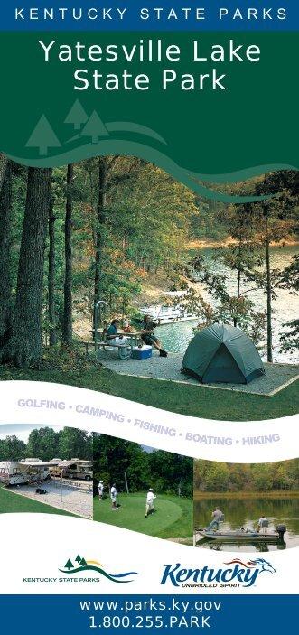 Yatesville Lake State Park - Kentucky State Parks