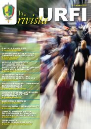 la rivista - URFI