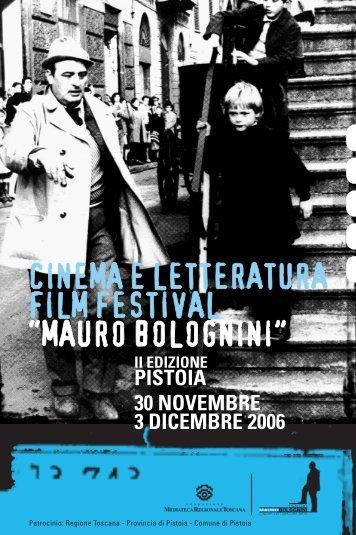 la rivista del Centro Mauro Bolognini