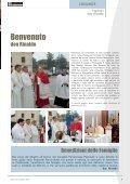 L'INFORMATORE PARROCCHIALE - Parrocchia di Pertegada - Page 5