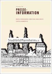 PRESSE- INFORMATION - Magnolia Werbeagentur