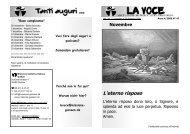 Edizione 47 - Missioni cattoliche di lingua italiana