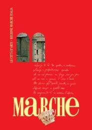 LE CITTÀ D'ARTE REGIONE MARCHE ITALIA - Pepe Mare