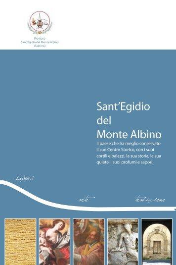 Guida Turistica - Benvenuti in Sant'Egidio del MA