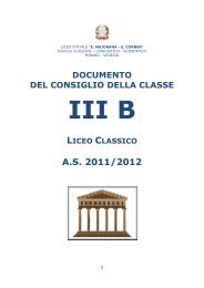 A.S. 2011/2012 - Liceo Statale