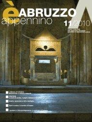 Scarica il numero 11/10 - Regione Abruzzo