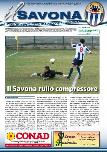 Scarica il numero in formato PDF - Savona