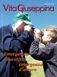 Vita Giuseppina - Giuseppini del Murialdo