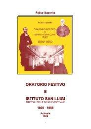 Storia del San Luigi - Istituto San Luigi