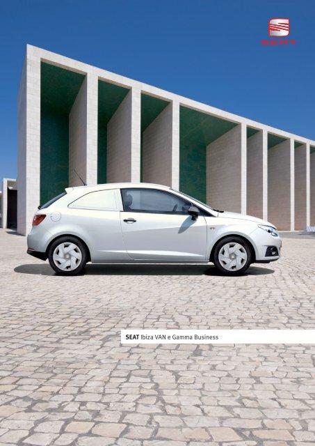 SEAT Ibiza VAN e Gamma Business - SEAT Italia