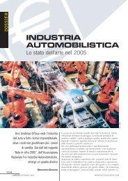 dossier industria automobilistica - Giovanni Carlini