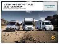 il fascino dell' outdoor in autocaravan - venice camper service