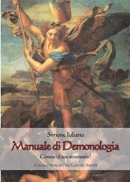 Simone Iuliano Manuale di Demonologia - Youcanprint.it