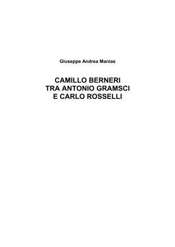 Scarica il file .pdf - Circolo Giustizia e Libertà di Sassari