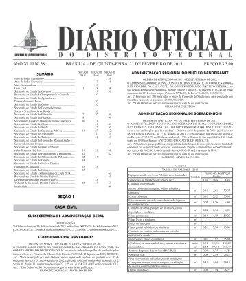 Seção01- 038.pdf - Governo do Distrito Federal