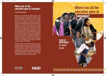 TANZANIA Cover