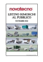 LISTINO NOV.2012.xlsx - Gianni Luccarini
