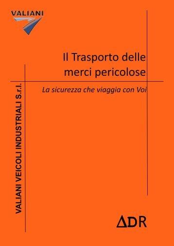 Depliant Consulenza ADR - Gruppo Valiani