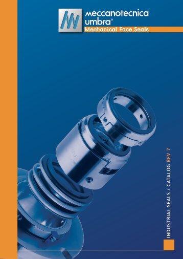 Tenute Meccaniche Industriali - Catalogo Generale Rev.7
