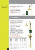 Catalogo docce e lavaocchi di emergenza Carlos ... - A+A Monferrato - Page 7