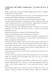 discorso di Tilio Velio - USL Unione Sammarinese dei Lavoratori