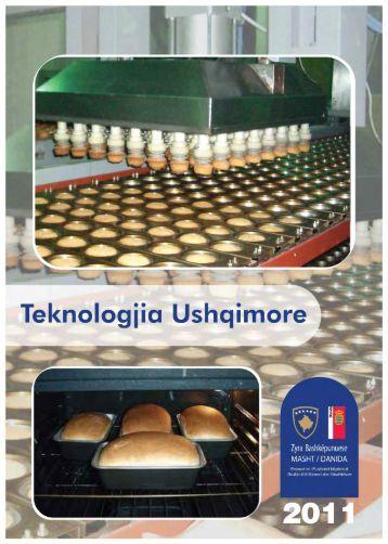 Teknologjia Ushqimore