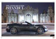 The Ferrari Guide: Istanbul - Lydia Bell