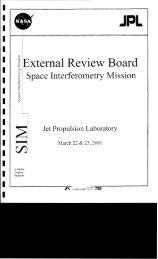 1-a - BEACON eSpace at Jet Propulsion Laboratory - Nasa