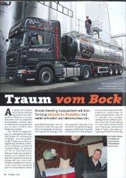 Traum vom Bock PR Bericht Trucker 3/2012.pdf - Weigand ...