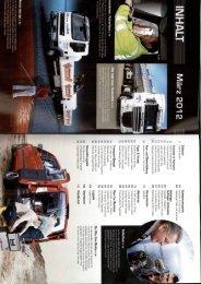 PR Bericht NFM Verlag 24. Jahrgang März 2012 - Weigand ...