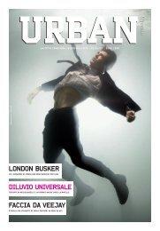 diluvio universale faccia da veejay london busker - Urban