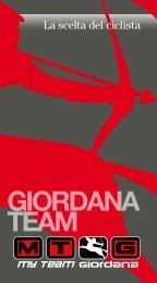 Scarica il catalogo MTG in formato PDF - MyTeam Giordana