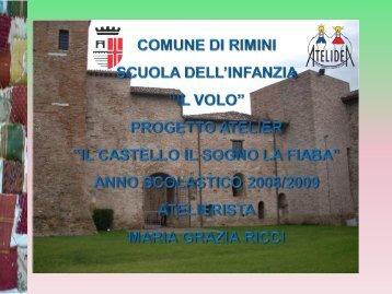 Presentazione progetto atelier - Comune di Rimini