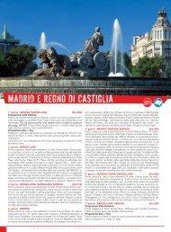 MADRID E REGNO DI CASTIGLIA - Utat Viaggi