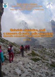 Lezione Teoria Escursionismo - Club Alpino Italiano sez. di ...