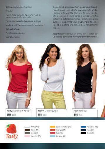 Magliette donna.pdf - Pezzi e Minoccheri