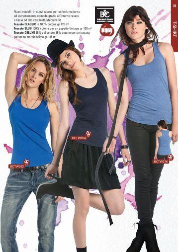 catalogo t-shirt donna - contactcaps.it